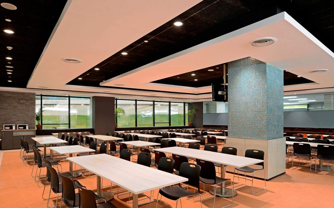 Advantages And Disadvantages Of Commercial False Ceilings Suspended Ceilings Bedfordshire